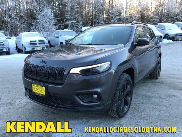 New 2019 Jeep Cherokee Laude Plus 4x4