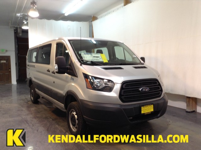 New 2018 Ford Transit Passenger Wagon XL