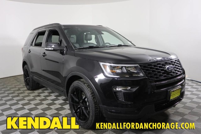 Ford Explorer Sport For Sale >> New 2019 Ford Explorer Sport Suv For Sale Jf13904 Kendall Auto Alaska