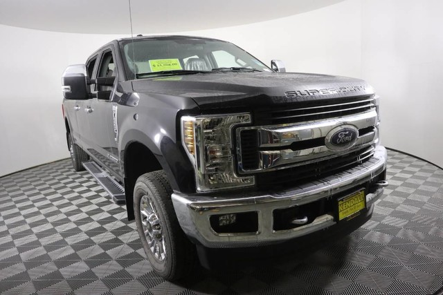 Pre-Owned 2018 Ford Super Duty F-350 SRW XLT