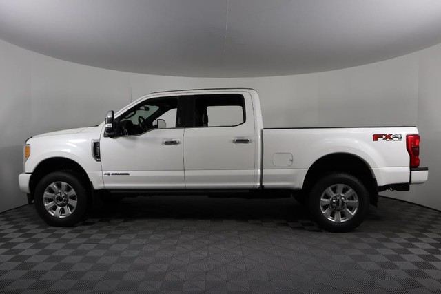 Pre-Owned 2018 Ford Super Duty F-350 SRW Platinum