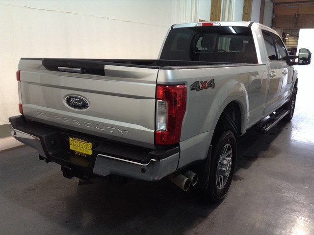 Pre-Owned 2018 Ford Super Duty F-350 SRW XL