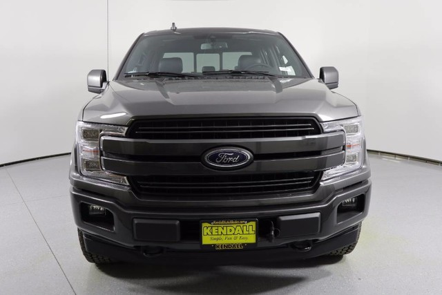 New 2018 Ford F-150 LARIAT 4WD SUPERCREW 5.5'