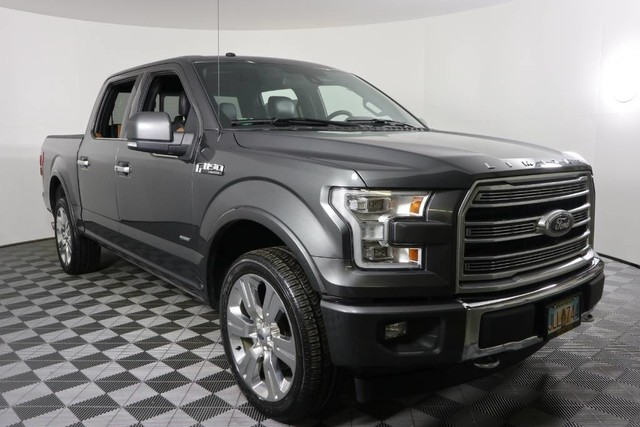 Pre Owned 2017 Ford F 150 Limited