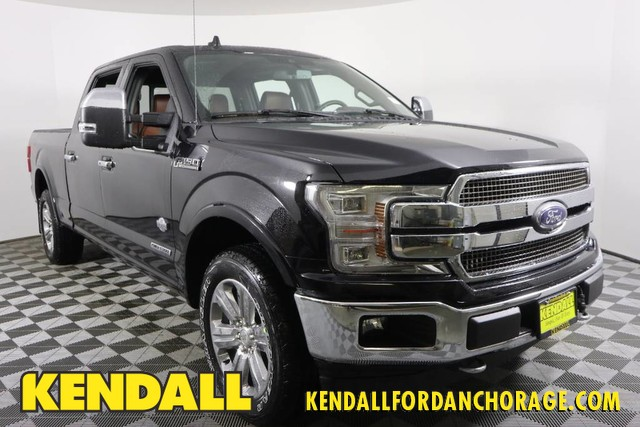 New 2019 Ford F 150 King Ranch Four Wheel Drive Pickup Truck