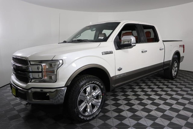 New 2018 Ford F 150 King Ranch 4wd Supercrew Short Bed For Sale