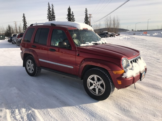 Pre-Owned 2007 Jeep Liberty Limited