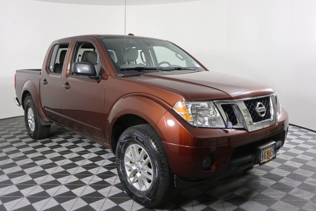 Pre Owned 2017 Nissan Frontier Sv V6 Short Bed For Sale Ju2315