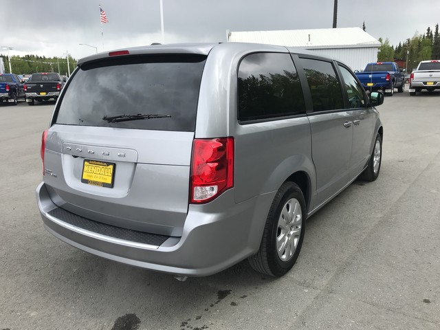 New 2018 Dodge Grand Caravan SE WAGON
