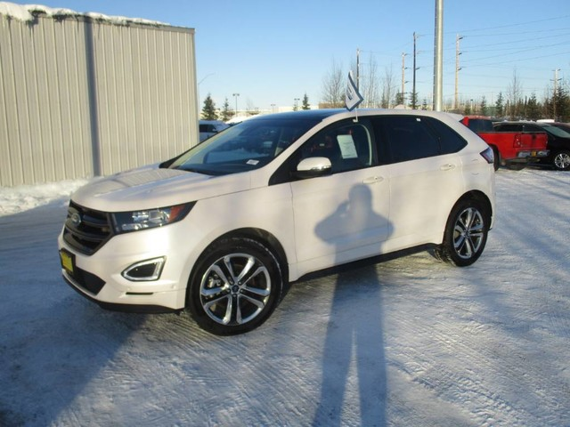 Certified Pre-Owned 2018 Ford Edge Sport