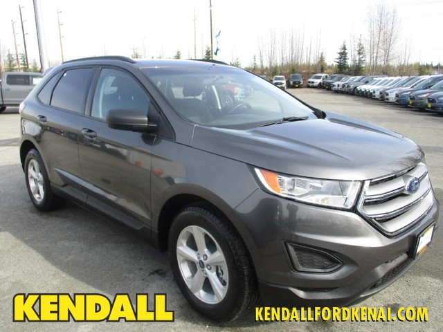 Certified Pre-Owned 2018 Ford Edge SE
