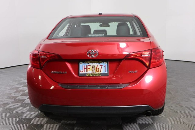 Certified Pre-Owned 2017 Toyota Corolla XLE
