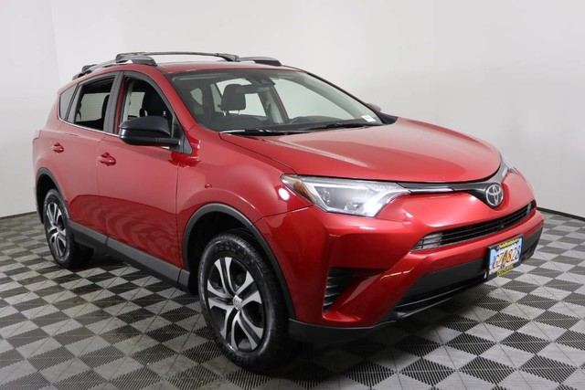 All Wheel Drive Suv Certified Pre Owned 2017 Toyota Rav4 Le