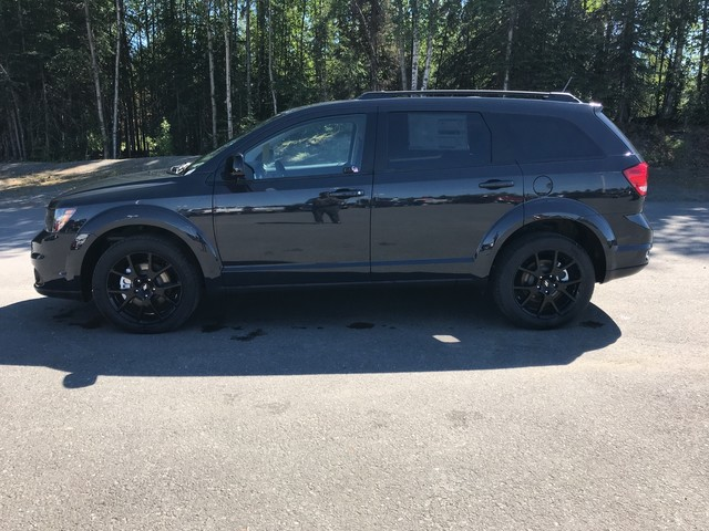 New 2018 Dodge Journey SXT AWD