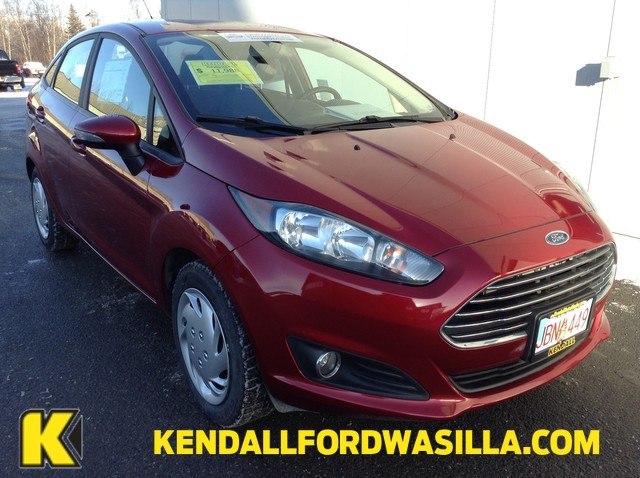 Certified Pre-Owned 2015 Ford Fiesta SE