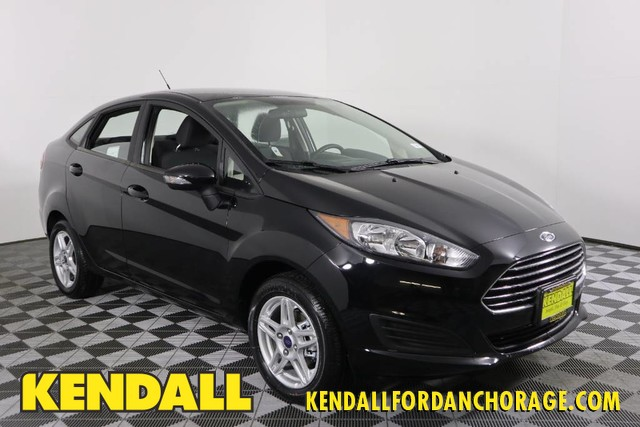 New 2018 Ford Fiesta SE SEDAN