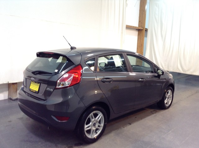 New 2019 Ford Fiesta 5-DOOR HATCH SE