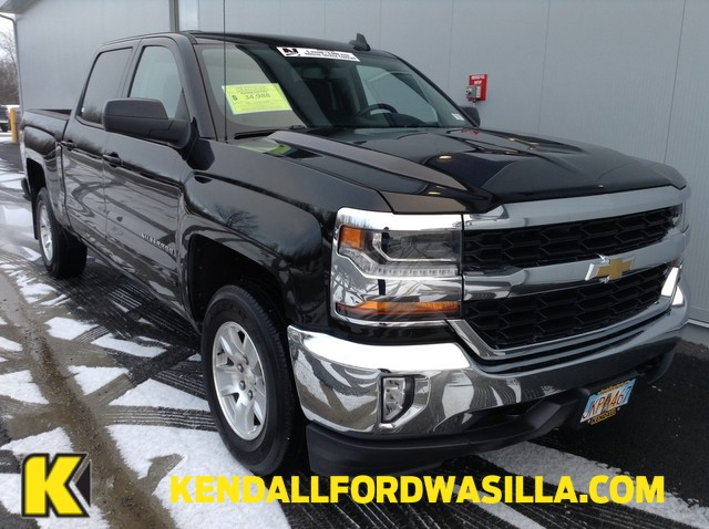 Pre Owned 2017 Chevrolet Silverado 1500 Lt Pickup Truck For Sale