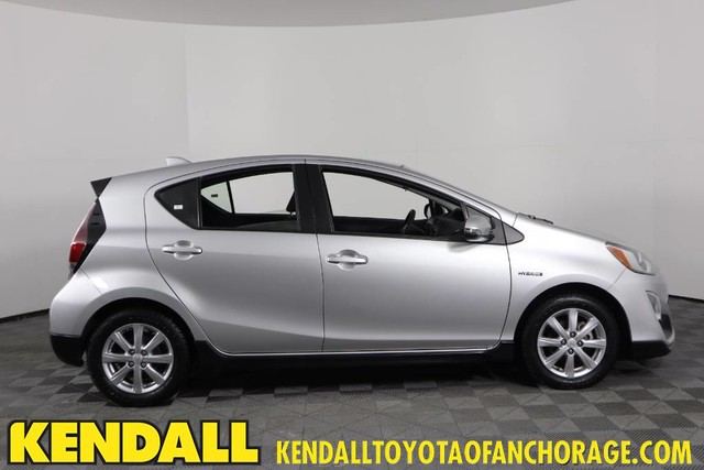 Certified Pre-Owned 2017 Toyota Prius c Two