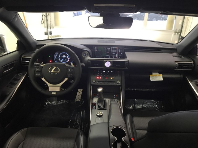 New 2019 Lexus IS IS 350
