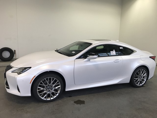New 2019 Lexus RC RC 350
