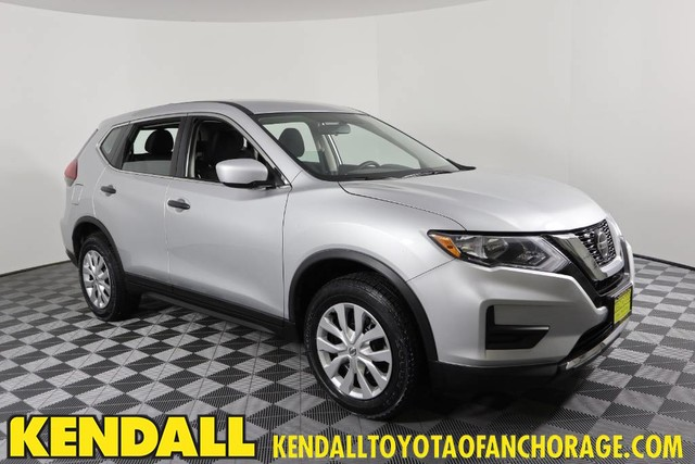 All Wheel Drive Suv Pre Owned 2018 Nissan Rogue S