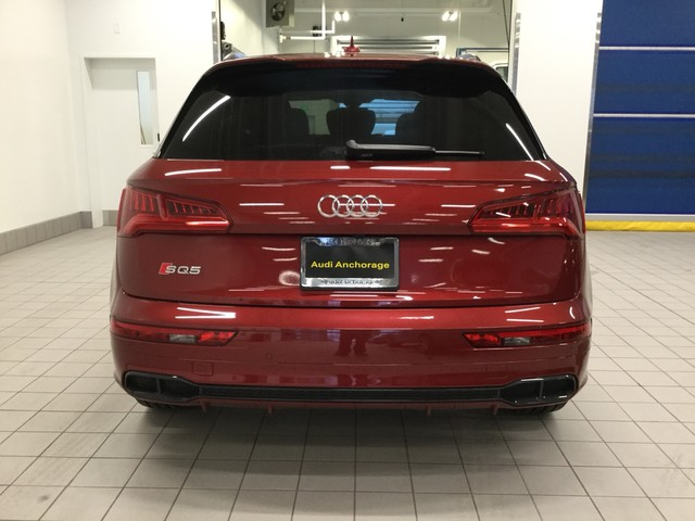 New 2019 Audi SQ5 Premium Plus All Wheel Drive Sport Utility
