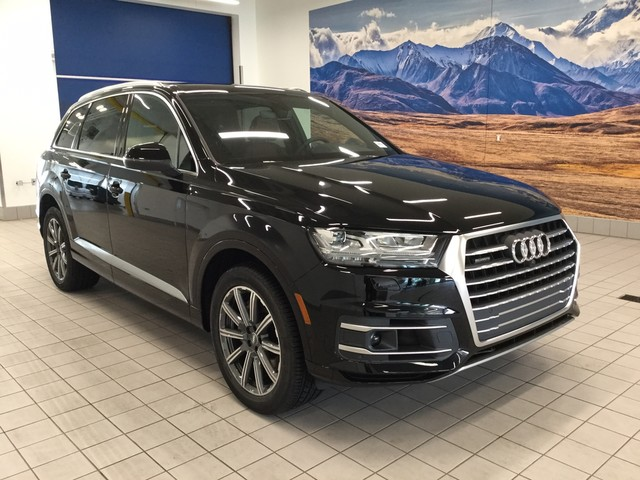 Audi Suv Q7 >> New 2019 Audi Q7 Premium Plus All Wheel Drive Suv