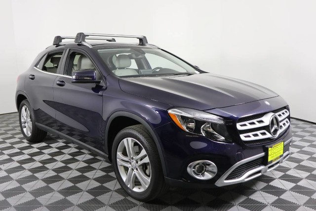 Certified Pre Owned 2018 Mercedes Benz Gla 250