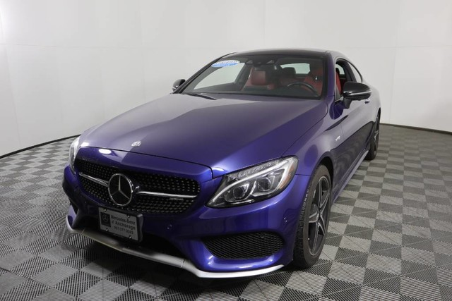 Certified Pre-Owned 2017 Mercedes-Benz C-Class AMG® C 43