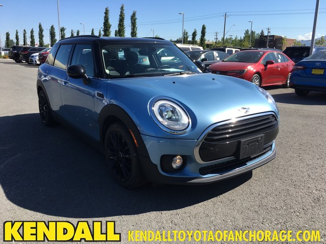 Pre Owned 2017 Mini Clubman Cooper Hatchback For Sale Nl7139a