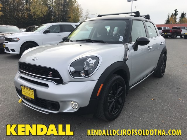 Pre Owned 2016 Mini Cooper Countryman S