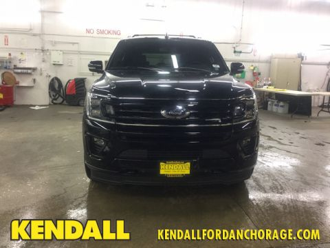 New 2019 Ford Expedition LTD Stealth