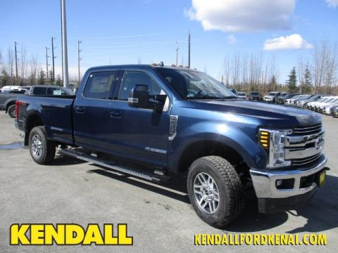 New 2019 Ford Super Duty F-350 SRW LARIAT