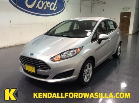 New 2018 Ford Fiesta SE HATCH