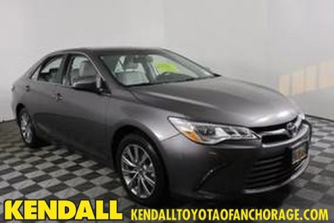 Pre-Owned 2017 Toyota Camry XLE V6