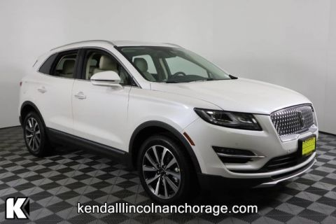 New 2019 Lincoln MKC AWD