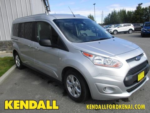 New 2018 Ford Transit Connect Wagon XLT
